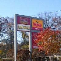Photo taken at Wawa by Betty C. on 11/21/2012
