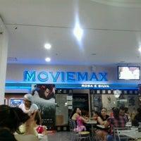 Photo taken at Moviemax Rosa e Silva by Isabella T. on 7/24/2013