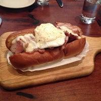 Photo taken at Senate Restaurant by Bryan B. on 1/24/2013