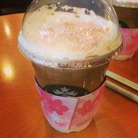 Photo taken at Starbucks by Byungchan K. on 2/26/2014