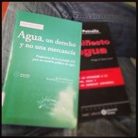 Photo taken at Biblioteca Juan Bosch FUNGLODE by Angel G. on 6/29/2013