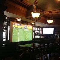 Photo taken at Fadó Irish Pub & Restaurant by Natália L. on 6/15/2013