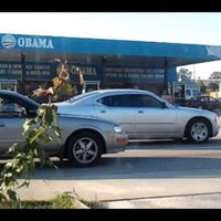 Photo taken at Obama Gas Station by Gerald M. on 6/18/2016