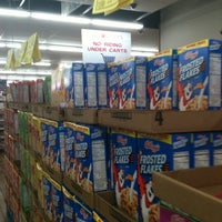 Photo taken at Woodman's Food Market by Laura H. on 7/31/2011