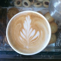 Photo taken at FIKA Espresso Bar by Mushirah K. on 4/27/2012