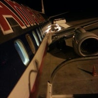Photo taken at Maurice Bishop International Airport (GND) by Chenoa R. on 7/6/2013
