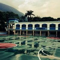 Photo taken at Colegio Don Bosco Altamira by Roby R. on 9/24/2013