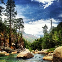 Photo taken at Kings Canyon National Park by Kevin O. on 7/12/2013