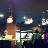 Photo taken at Starbucks by Justin C. on 1/20/2013