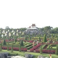 Photo taken at Nong Nooch Garden & Resort by Aibek K. on 5/24/2013