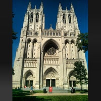 Photo taken at Washington National Cathedral by Philly G. on 6/22/2013