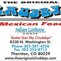 Photo taken at The Original Chubby's by Julian C. on 12/23/2012
