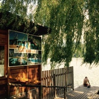Photo taken at Großer Montiggler See / Lago Grande di Monticolo by Sandro S. on 8/7/2015
