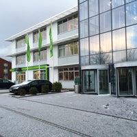 Photo taken at mobilcom-debitel GmbH by Christopher L. on 12/11/2014