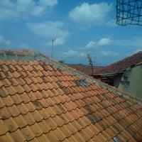 Photo taken at SMA Angkasa Bandung by Eross R. on 6/20/2013