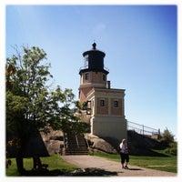 Photo taken at Split Rock Lighthouse by Rebecca J. on 6/18/2013