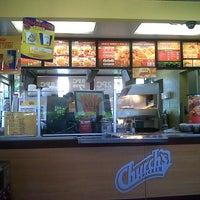 Photo taken at Church's Chicken by Jolene F. on 5/20/2013