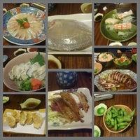 Photo taken at Nagomi 和 by Edgar W. on 11/25/2014