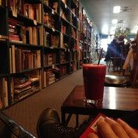 Photo taken at Book Talk Café by Jay K. on 7/6/2013