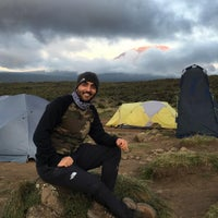 Photo taken at Mount Kilimanjaro by Mohammed A. on 3/19/2016