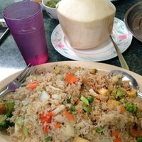 Photo taken at Phở Thái Hùng by Katie A. on 10/12/2013