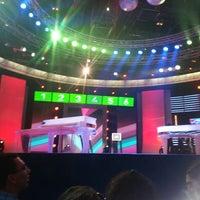 Photo taken at MTV Studios by J-m R. on 4/23/2013