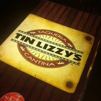 Photo taken at Tin Lizzy's Cantina by Samantha F. on 12/6/2012