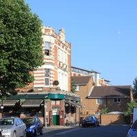 Photo taken at Hampton Court Palace Hotel by Aneliya K. on 7/20/2013