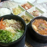 Photo taken at Namoo Korean Restaurant by Googai T. on 6/27/2013