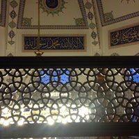 Photo taken at Sultan Alparslan Camii by 🎈Hilal K. on 3/27/2016