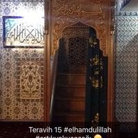 Photo taken at Sultan Alparslan Camii by 🎈Hilal K. on 6/19/2016