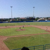 Photo taken at Stadio Baseball by Alessandro M. on 6/15/2013