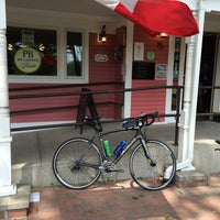 Photo taken at PB Boulangerie Bistro by Christopher S. on 7/26/2014