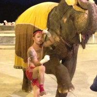 Photo taken at Siam Niramit Phuket by Ольга К. on 5/9/2013