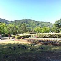 Photo taken at Jōyama Park by すてらふぃ on 5/5/2016