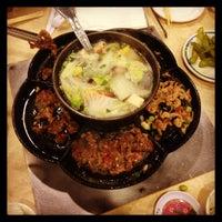 Photo taken at Cocary Shabu Shabu BBQ by Gabby P. on 4/14/2013