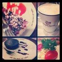 Photo taken at Gloria Jean's Coffees by Irina S. on 6/17/2013