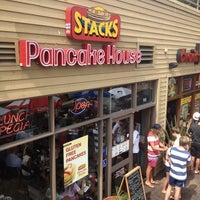 Photo taken at Stacks Pancake House by Aileen B. on 6/1/2013