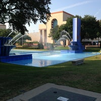 Photo taken at The Music Hall at Fair Park by Tess B. on 7/6/2013