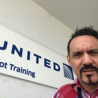 Photo taken at United Airlines In-Flight Training Center by Eric L. on 9/20/2016