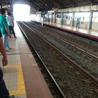 Photo taken at LRT 1 (5th Avenue Station) by Rushel B. on 4/24/2013