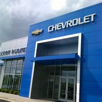 Photo taken at Larry Puckett Chevrolet by CT T. on 4/16/2013