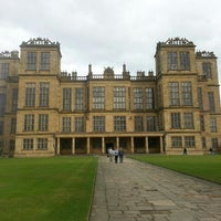 Photo taken at Hardwick Hall by Kristine L. on 9/7/2013