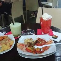 Photo taken at Janga Cafè by A 1000 Miles Diary D. on 5/29/2014