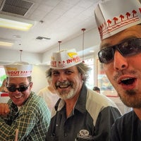 Photo taken at In-N-Out Burger by DJ D. on 7/4/2015