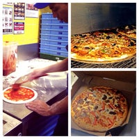 Photo taken at Domino's Pizza by Melis G. on 12/5/2013