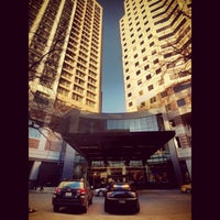 Photo taken at Hyatt Regency Bellevue on Seattle's Eastside by Daqing L. on 2/20/2013