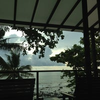 Photo taken at Moonlight Bay Resort Koh Lanta by Trin W. on 9/8/2013