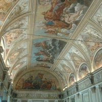 Photo taken at Palazzo Ducale by La S. on 5/1/2013