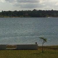 Photo taken at Lagoa do Bonfim by Maristela F. on 10/27/2013